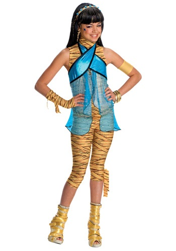 Click Here to buy Cleo de Nile Costume from HalloweenCostumes, CDN Funds & Shipping