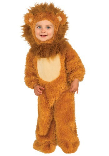 Infant Lion Cub Costume