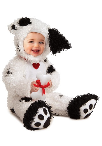 Click Here to buy Baby Dalmatian Costume from HalloweenCostumes, CDN Funds & Shipping