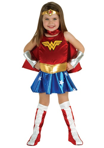 Wonder Woman Toddler Costume