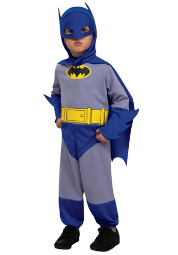 Click Here to buy Baby & Toddler Batman Costume from HalloweenCostumes, CDN Funds & Shipping