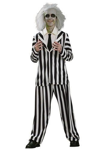 Click Here to buy Teen Beetlejuice Costume from HalloweenCostumes, CDN Funds & Shipping