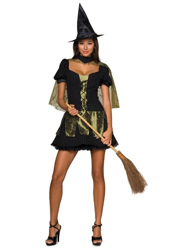 Click Here to buy Wicked Witch of the West Sexy Costume from HalloweenCostumes, CDN Funds & Shipping