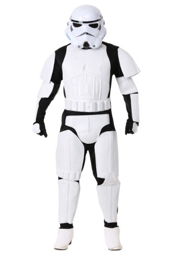 Click Here to buy Realistic Stormtrooper Costume from HalloweenCostumes, CDN Funds & Shipping