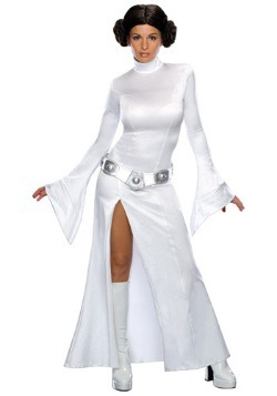 Princess Leia Adult White Dress