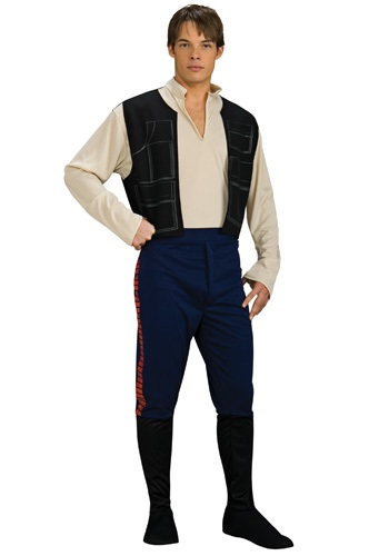 Click Here to buy Han Solo Adult Costume from HalloweenCostumes, CDN Funds & Shipping
