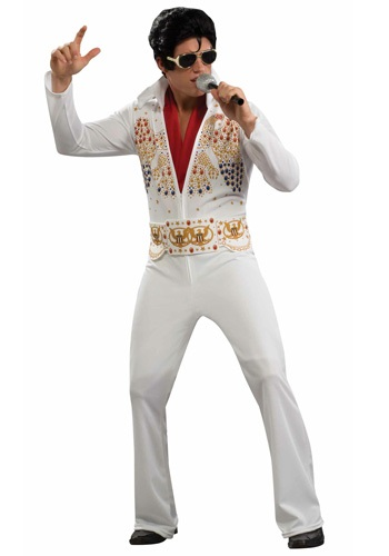 Click Here to buy Adult Elvis Costumes from HalloweenCostumes, CDN Funds & Shipping