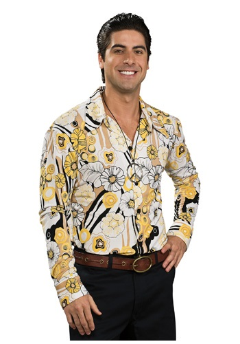 Yellow Disco Shirt