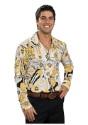 Yellow Disco Shirt
