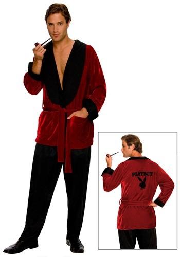 Playboy Hugh Hefner Smoking Jacket