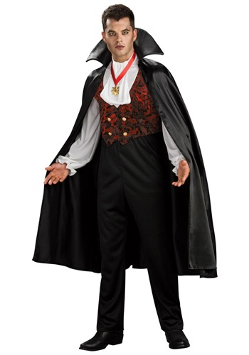 Click Here to buy Adult Transylvania Vampire Costume from HalloweenCostumes, CDN Funds & Shipping