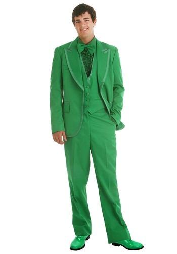 Men's Green Tuxedo