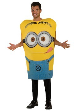 Adult Minion Dave Costume