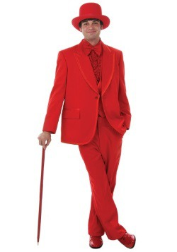 Men's Red Tuxedo
