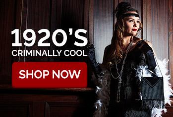 1920's Criminally Cool
