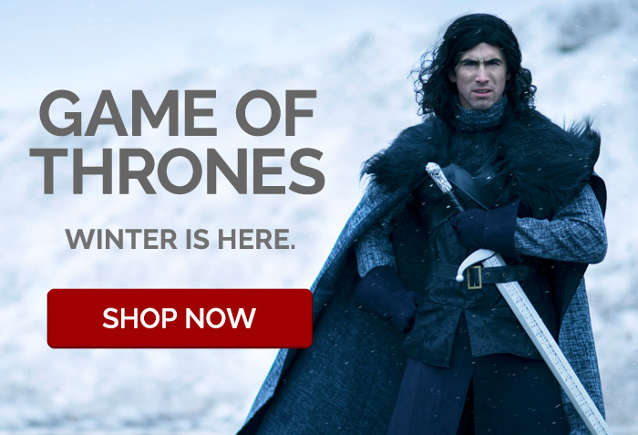 Game of Thrones. Winter Is Here!