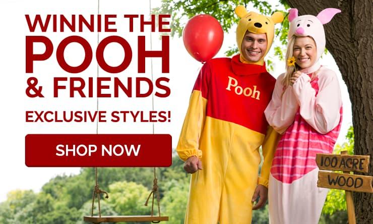 Winnie The Pooh Costumes
